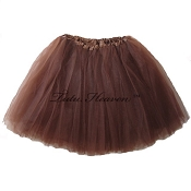 LONG Brown Tutu